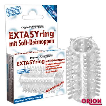 Extasy кольцо, Насадка с усиками, улучшающая эрекцию