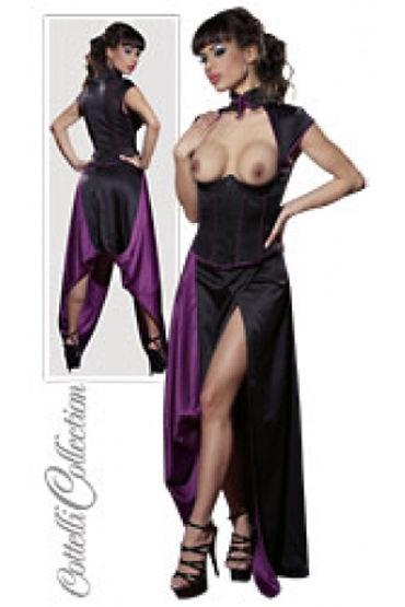 Cottelli юбка Двухцветная, с оригинальным кроем