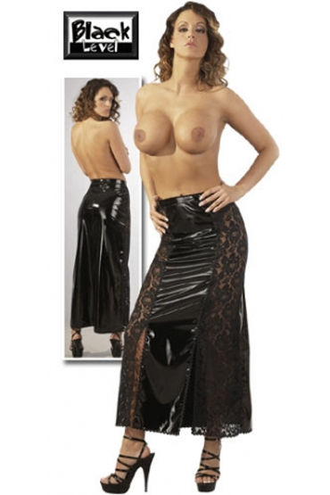 Cottelli юбка С ажурными вставками, длинная