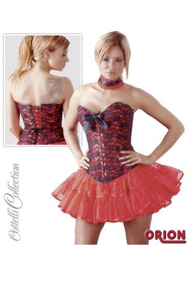 Cottelli юбка-пачка Пышная, с лентами