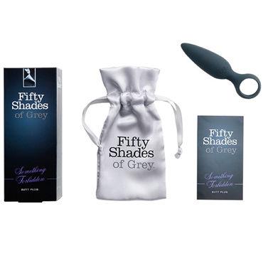 Fifty Shades of Grey Something Forbidden Анальная втулка из коллекции ''50 оттенков серого''