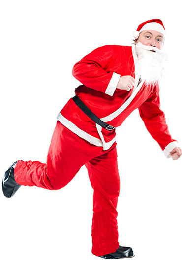 Le Frivole Санта, Мужской костюм - Размер L-XL