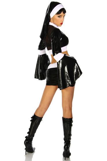 Le Frivole Монашка Топ, юбка и головной убор