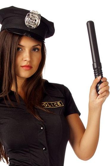 Le Frivole дубинка Для образа строго полицейского