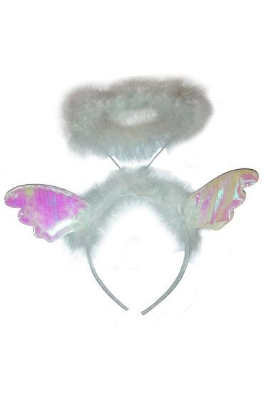Le Frivole нимб С крыльями ангела