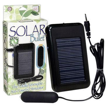 Solar виброяйцо Виброяйцо с солнечной батарейкой