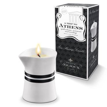 Mystim Petits Joujoux A Trip To Athens, 120г, Свеча для массажа с ароматом мускуса и пачули
