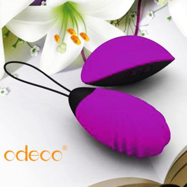 Odeco Fairy, розовый Виброяйцо с дистанционным управлением