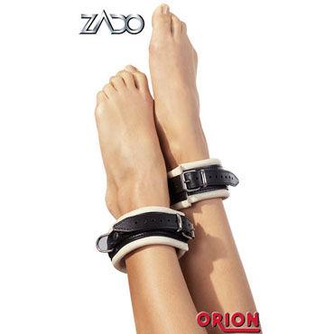 Zado Fixed Leggs Кожаные кандалы для ног