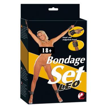 Bondage Set Комплект для фиксации