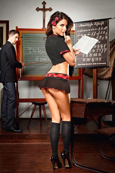 Baci Учительница Воскресной Школы Топ, мини-юбка