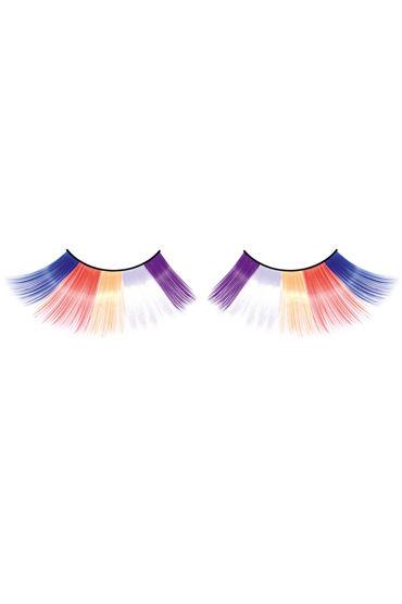 Baci Lashes, разноцветный Длинные накладные ресницы