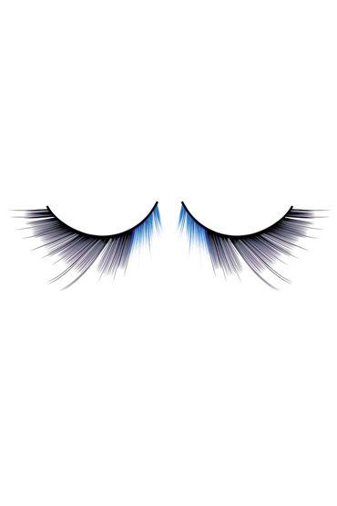 Baci Lashes Deluxe, черно-синий Накладные ресницы