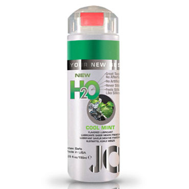System JO Flavored Cool Mint H2O, 160��, ����������������� ��������� �� ������ ������