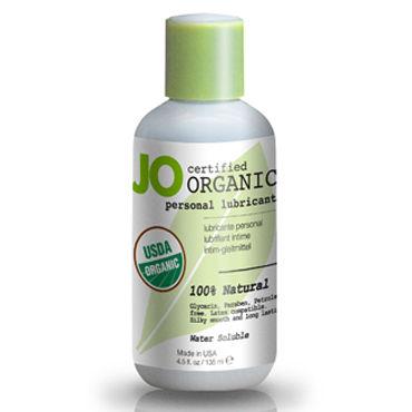System JO Organic, 135мл Гипоаллергенный натуральный лубрикант на водной основе