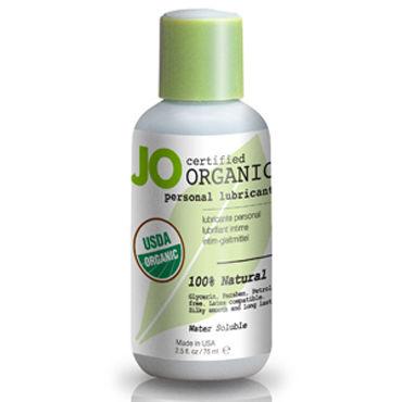 System JO Organic, 60 мл Гипоаллергенный лубрикант на водной основе