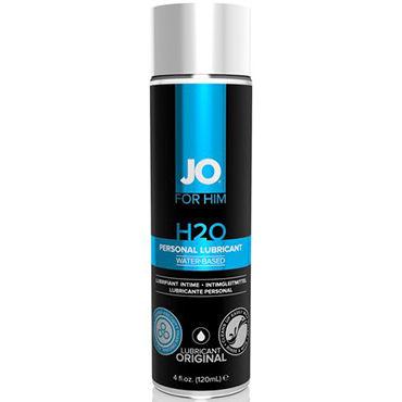 System JO H2О For Him, 120 мл Мужской лубрикант на водной основе