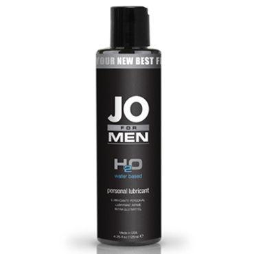 System JO for Men H2О, 125мл Мужской лубрикант на водной основе