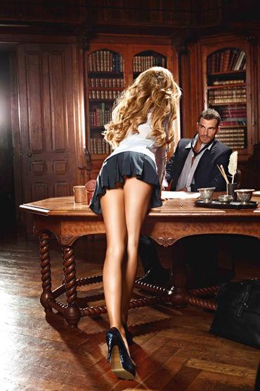Baci Dreams Супер Секретарша Блузка, юбка, галстук