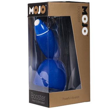 Gopaldas Mojo Booster, синий Многофункциональный стимулятор для головки полового члена и клитора
