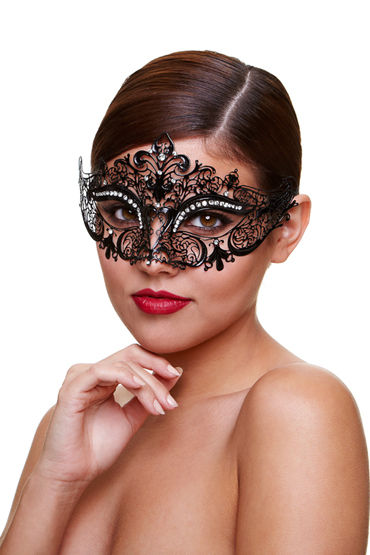 Baci Dreams Mask Mysterious Маска со стразами