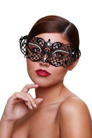 Baci Dreams Mask Midnight Маска со стразами