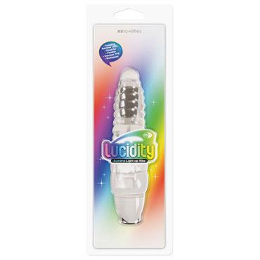NS Novelties Lucidity Starburst Light Up Рельефный вибратор