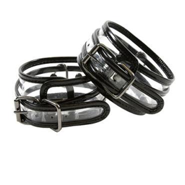 NS Novelties Bare Bondage Wrist Cuffs Наручники