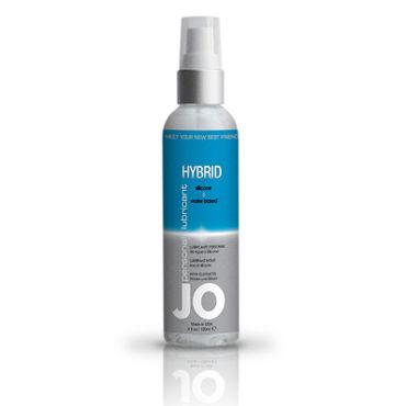 System JO Hybrid Lubricant, 120мл Лубрикант на водно-силиконовой основе