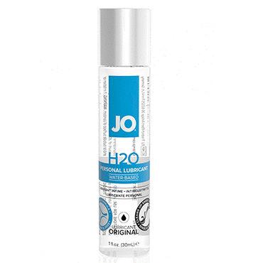 System JO Personal Lubricant H2O, 30 мл Нейтральный лубрикант на водной основе