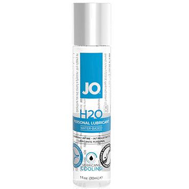 System JO H2O Cooling, 30 мл Охлаждающий лубрикант на водной основе