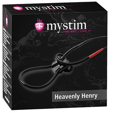 Mystim Heavenly Henry Лассо на пенис для электростимуляции