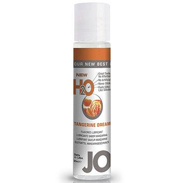 System JO Flavored Tangerine Dream, 30 мл Лубрикант на водной основе с ароматом мандарина