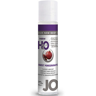 System Jo Flavored Sweet Pomegranate, 30 мл Лубрикант на водной основе с ароматом граната