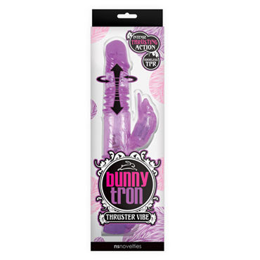 NS Novelties Thruster Vibe Bunny Tron С функцией ротации
