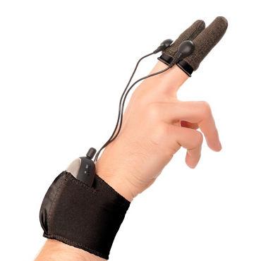 Pipedream Shock Therapy Finger Fun Насадки на пальцы для электростимуляции