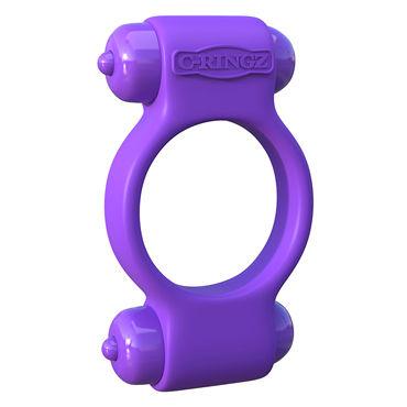 Pipedream Fantasy C-Ringz Magic Touch Couples Ring Эрекционное кольцо с двумя виброэлементами