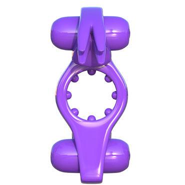 Pipedream Fantasy C-Ringz Wonderful Wabbit Эрекционное кольцо с двумя виброэлементами с пультом управления