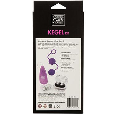 California Exotic Her Kegel Kit Набор вагинальных шариков