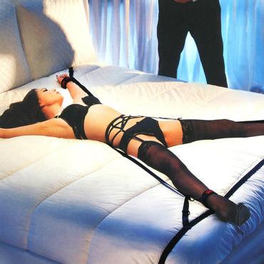 California Exotic Scandal Over The Bed Cross Фиксаторы на кровать