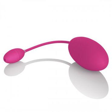California Exotic Silhouette S4 Pink Вибро-яйцо с подогревом