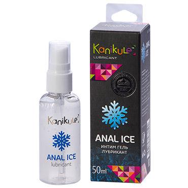 Kanikule Anal ice, 50 мл Гель лубрикант