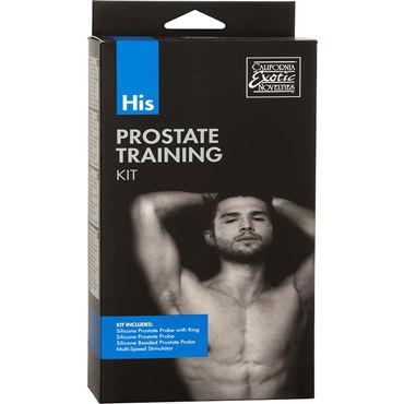 California Exotic His Prostate Training Kit Анальный набор