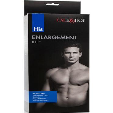 California Exotic His Enlargement Kit Эротический набор для мужчин