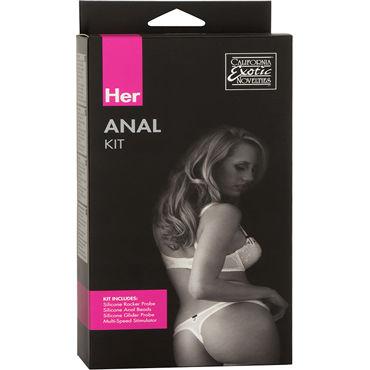 California Exotic Her Anal Kit Анальный набор