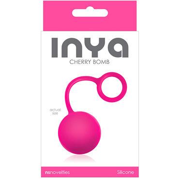 NS Novelties Inya Cherry Bomb, розовый Вагинальный шарик