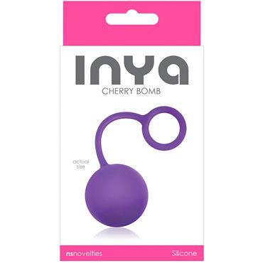 NS Novelties Inya Cherry Bomb, фиолетовый Вагинальный шарик
