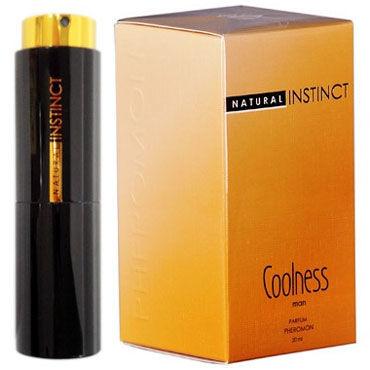 Natural Instinct Coolness для мужчин, 20 мл Духи с феромонами
