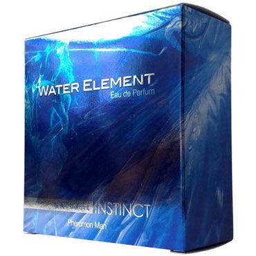 Natural Instinct Water Element для мужчин, 50 мл, Духи с феромонами от condom-shop.ru