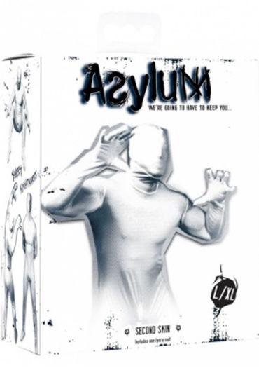 Topco Asylum Second Skin for Him Сплошной костюм на все тело